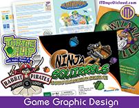 Game Graphic Design