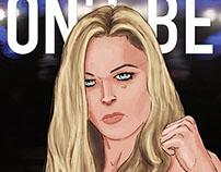 "Ronda ""ROWDY"" Rousey - Don't be a D.N.B"