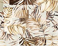 Palm Leaf Blocks - Primavera 2020 - Dimy