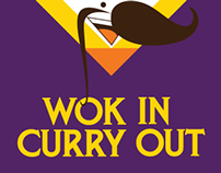 Wok 'n' Curry - Collaterals