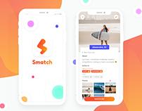 Sports Matching App