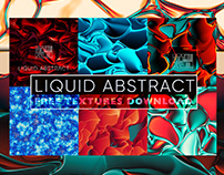 Free Liquid Abstract Texture Pack