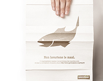 Greenpeace - The stain towel