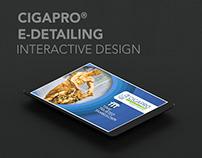 Cigapro® E-detailing Design & animation