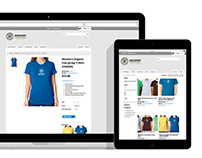 School Uniform E-Commerce Site