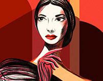 La Callas / Picture Book / HOP! Edizioni