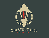 Identity: Chestnut Hill Coffee Co.