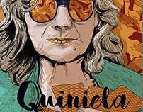Quiniela Poster