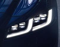 JAGUAR XF - EXTERIOR LIGHTING 2021
