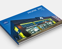 Architectural Brochure Design