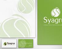 Projeto de Identidade Visual: Syagrus