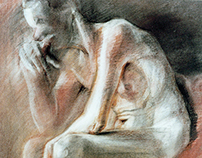 Old drawings and paintings (1992-1998)