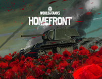 World of Tanks Homefront