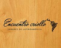 Logo Encuentro Criollo Restaurante