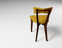 Cadeira Laço