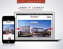 Website Dinamica 2016