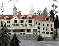 MONSTER HOUSES