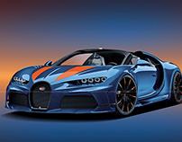 2020 Bugatti Chiron Super Sport Roadster