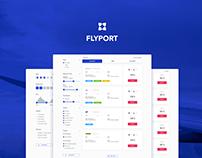 Flyport UI