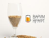 Varimcraft.ru. Логотип и интернет-магазин