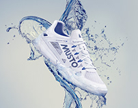 Musto Trainers | Retouch