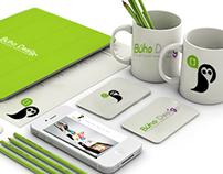Branding Empresarial - Logotipos Búho