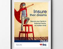 Insurance campaign