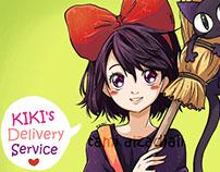 Kiki's Delivery Service (Studio Ghibli)