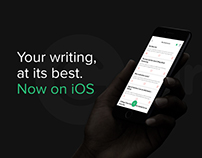 Grammarly for iOS