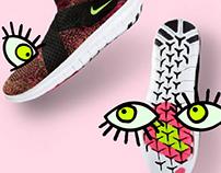2017 - Nike Free KV