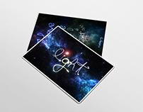 Light abc +postcard