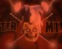 Atomic Rocket Comics presents: MASTERMIND !!
