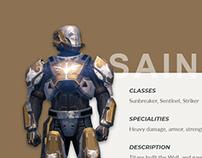 XD task 64 select character