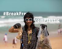 #BreakFreeFromPlastic