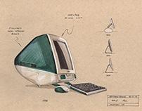 History of ID Sketch Series