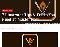 7 Illustrator Tips & Tricks You Need To Master Now