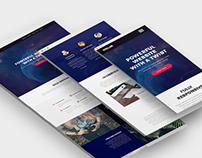 Stellar - Responsive Muse Template