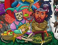 Anacondaz: medieval poster