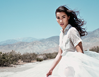 Adrianne Ho for NYLON Magazine