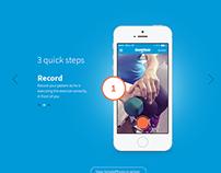 SimplePhysio - Application mobile et Site Internet
