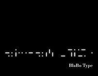 BlaBo Type (2013)
