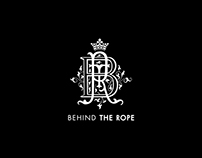 Behind The Rope Branding