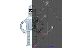 Bender (Cinema 4D)