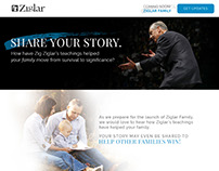 Ziglar Family Beta Site