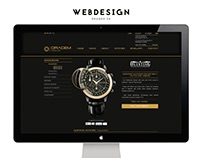 Webdesign Watches Jewels