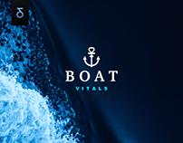 Branding | Boat Vitals
