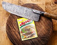 Masako | Print Ads