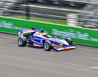 Pro Mazda Race 1 at Indianapolis Motor Speedway 2016
