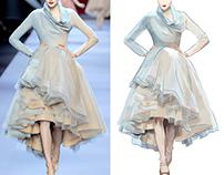 #FashionDrawingWeek