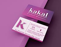 Kakal 2021 - Material Impressão